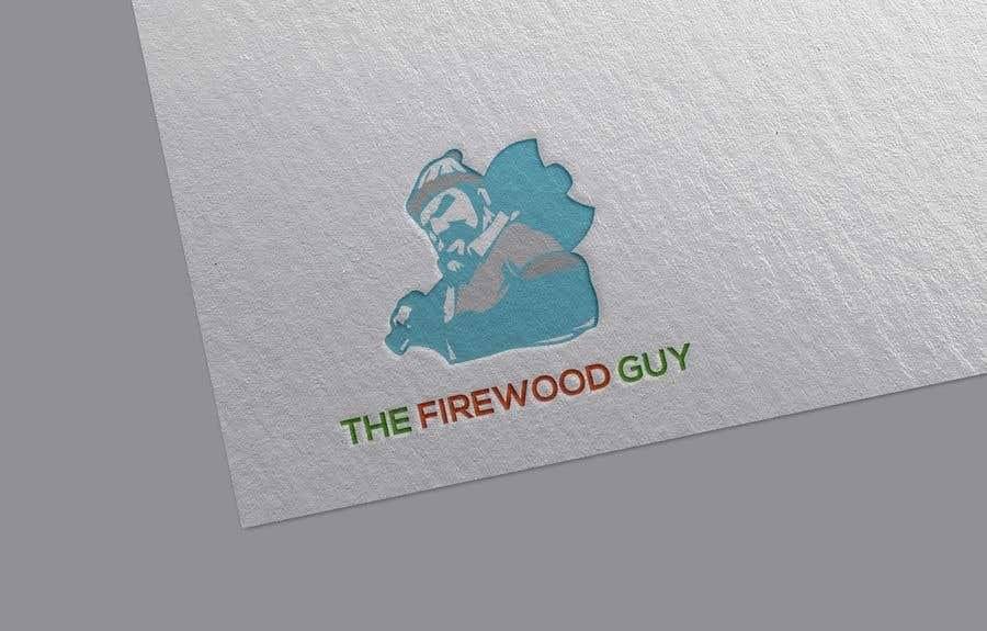 """Bài tham dự cuộc thi #                                        6                                      cho                                         """"The Firewood Guy"""" Logo"""