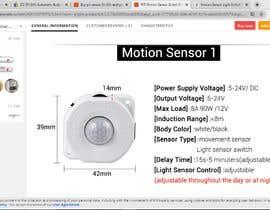 #15 cho Find me a PIR motion sensor that gives a 24V DC digital output signal bởi Rifaete03