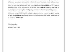 Nro 36 kilpailuun Rewrite Marketing Email käyttäjältä JatinKarela27