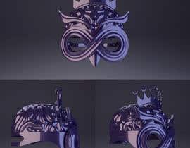 Nro 102 kilpailuun Create a 3D Helmet For A Rapper käyttäjältä Bhavesh57
