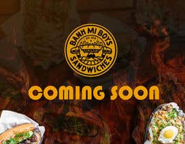 #13 for Restaurant opening soon banner by ZaoadulPromit