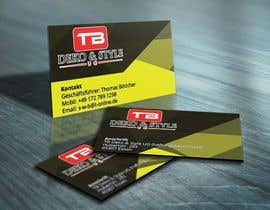 #4 untuk We need design for business cards + letters oleh ali1717