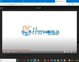 #4 for Create a Stunning Logo Intro for my new site by tanujkumawat0