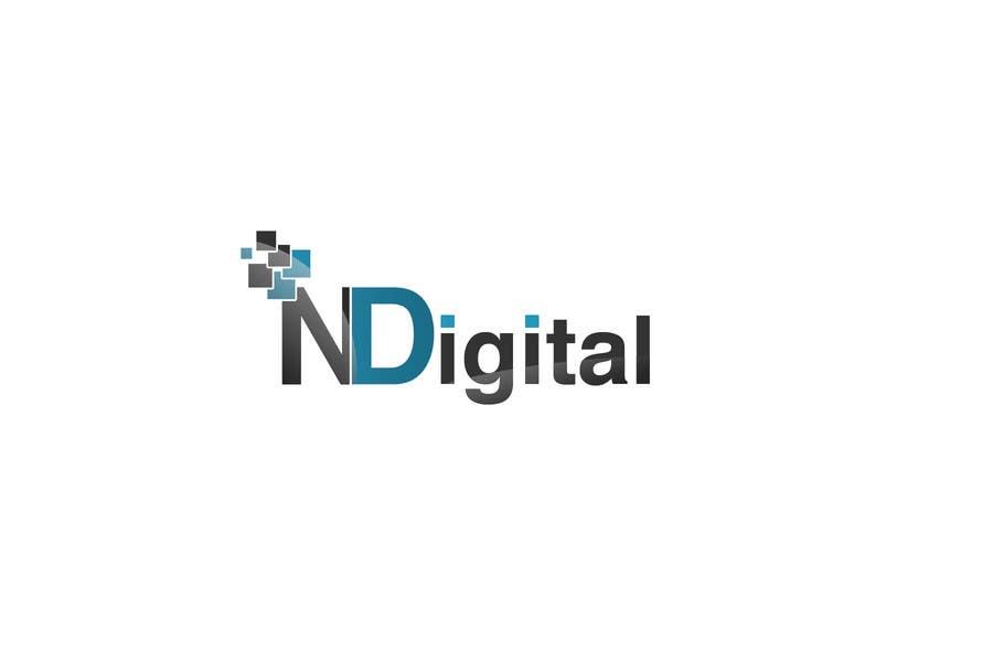 Inscrição nº 17 do Concurso para Design a Logo for a new company - nDigital