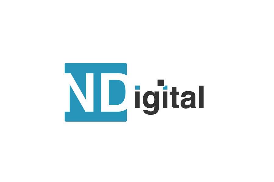 Inscrição nº 19 do Concurso para Design a Logo for a new company - nDigital