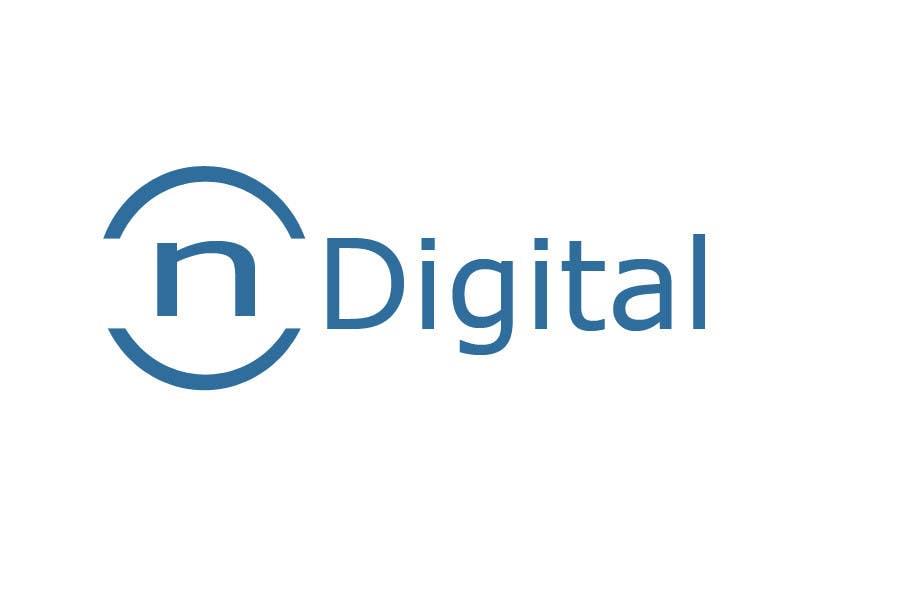 Inscrição nº 223 do Concurso para Design a Logo for a new company - nDigital