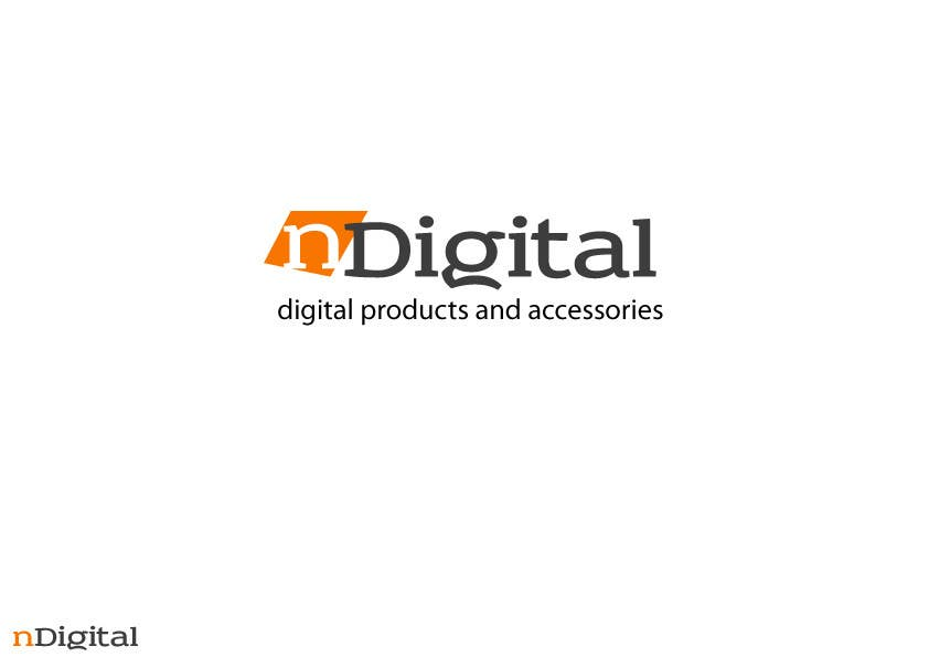 #122 for Design a Logo for a new company - nDigital by creativeartist06