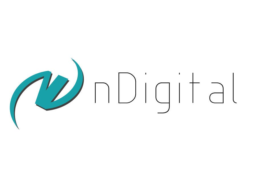 #305 for Design a Logo for a new company - nDigital by tanjidatuba
