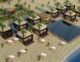 #12 for Beach Bungalows Design af fneish1994sh16
