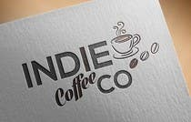 Graphic Design Contest Entry #55 for Design a Logo for Indie Coffee Co.
