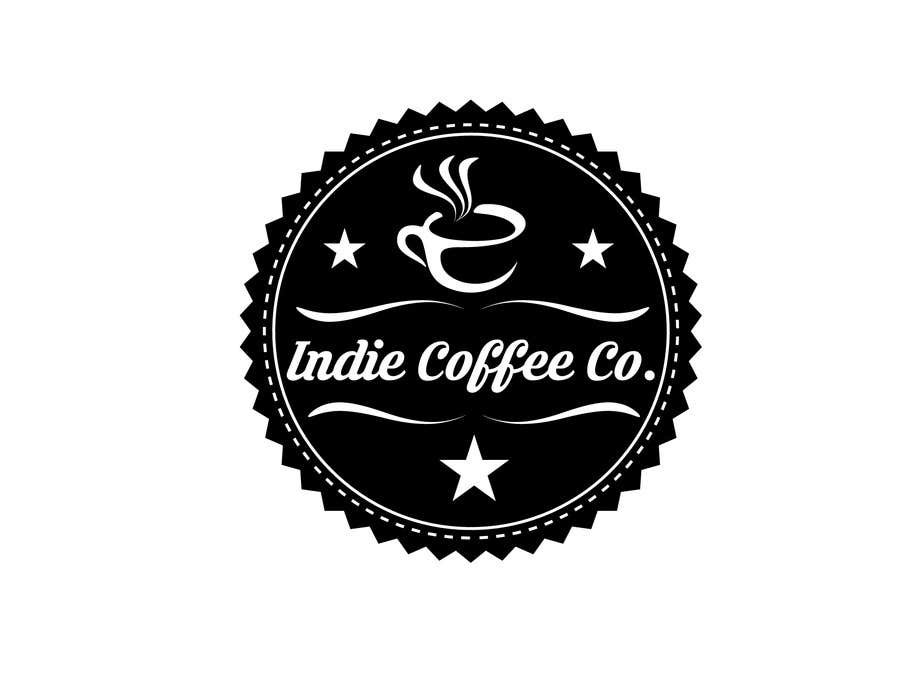 Konkurrenceindlæg #40 for Design a Logo for Indie Coffee Co.