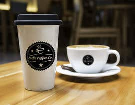 #41 untuk Design a Logo for Indie Coffee Co. oleh georgeecstazy
