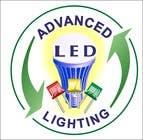 Graphic Design Konkurrenceindlæg #21 for Advanced LED Lighting
