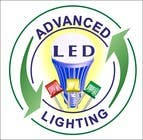 Graphic Design Konkurrenceindlæg #22 for Advanced LED Lighting