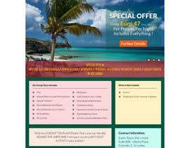 #15 untuk Design a Website Mockup for www.SriLankaMICE.com oleh nomandesign