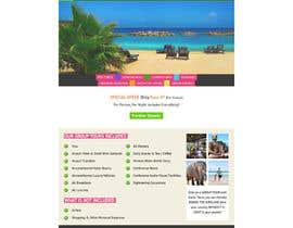 #26 untuk Design a Website Mockup for www.SriLankaMICE.com oleh nomandesign