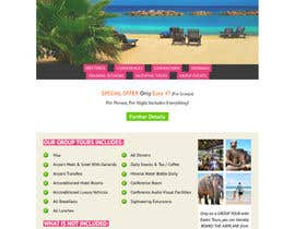#29 for Design a Website Mockup for www.SriLankaMICE.com by nomandesign