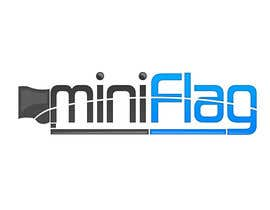 #14 for Ontwerp een Logo for  miniflag af ambrex