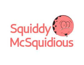 "#11 for Design a Logo for ""Squiddy McSquidious"" by agaricidani"