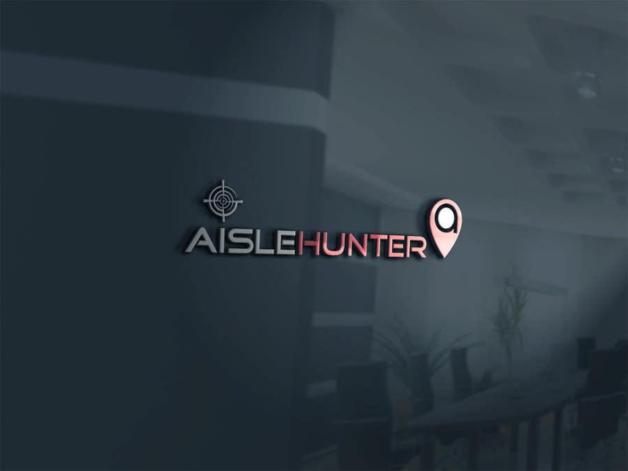 Penyertaan Peraduan #21 untuk Design a Logo for AisleHunter