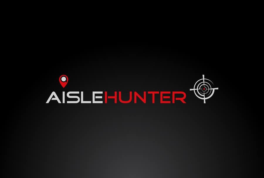 Penyertaan Peraduan #25 untuk Design a Logo for AisleHunter