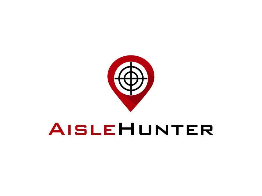 Penyertaan Peraduan #9 untuk Design a Logo for AisleHunter