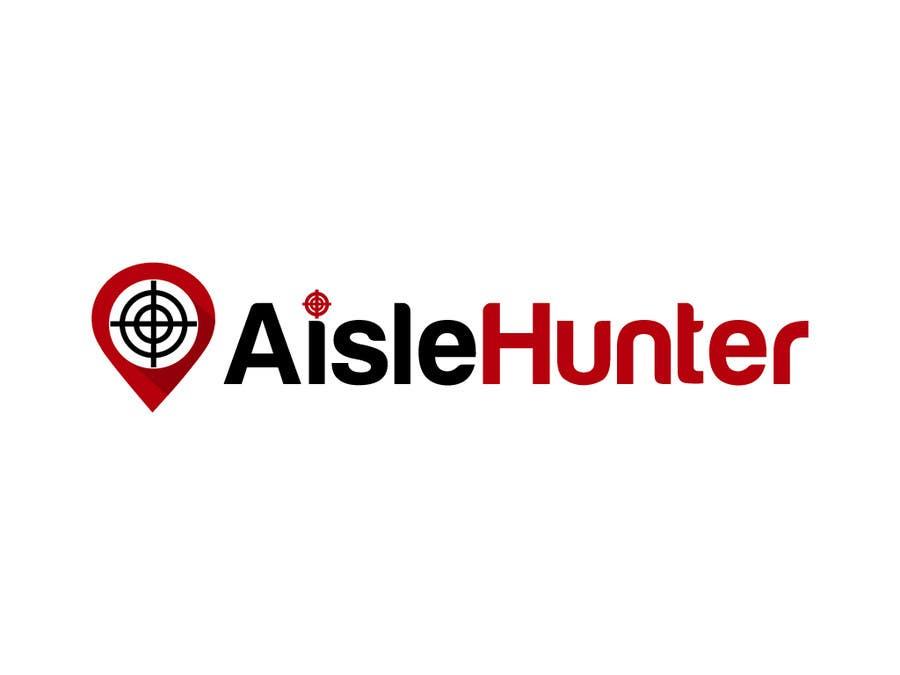 Penyertaan Peraduan #35 untuk Design a Logo for AisleHunter
