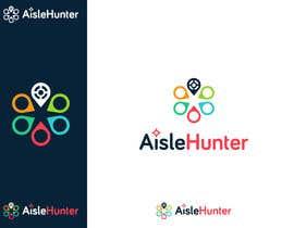 Nro 34 kilpailuun Design a Logo for AisleHunter käyttäjältä bujarluboci