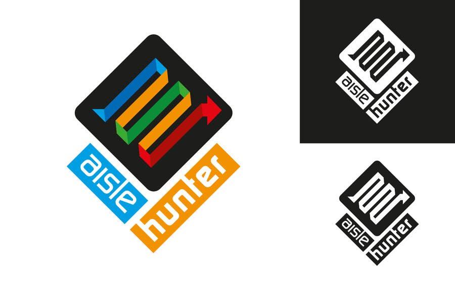 Penyertaan Peraduan #77 untuk Design a Logo for AisleHunter