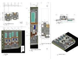 #70 for Help me draw 4 design vacation homes/apartments within 1140m2 land (in Curacao) by richsanoel