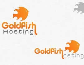#27 para Design a Logo for Goldfish Hosting por sunnnyy