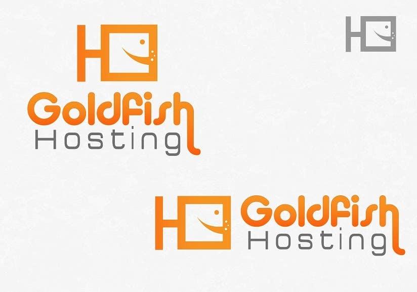 Bài tham dự cuộc thi #                                        47                                      cho                                         Design a Logo for Goldfish Hosting