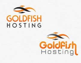 #58 para Design a Logo for Goldfish Hosting por sunnnyy