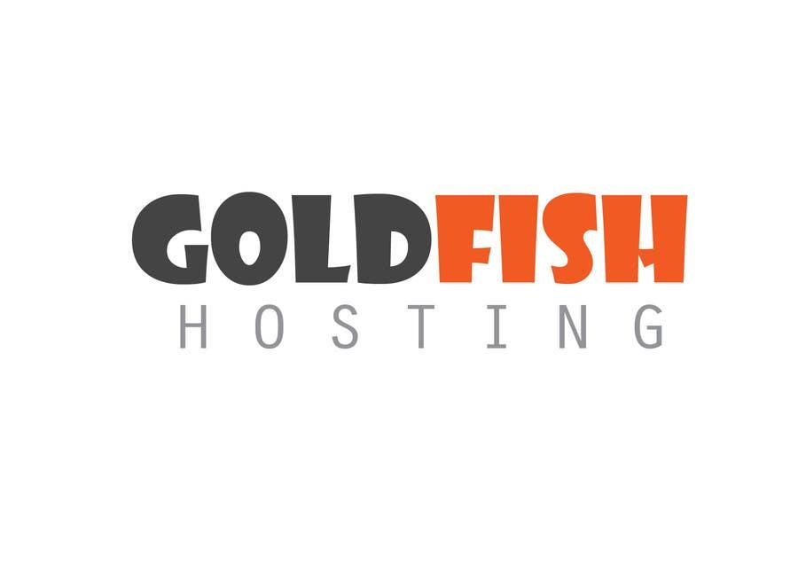 Bài tham dự cuộc thi #                                        72                                      cho                                         Design a Logo for Goldfish Hosting