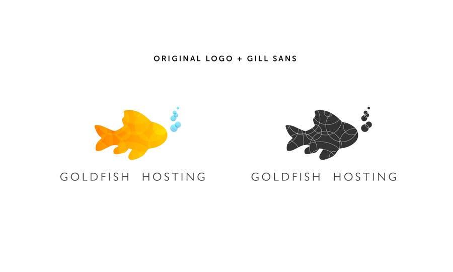 Bài tham dự cuộc thi #                                        67                                      cho                                         Design a Logo for Goldfish Hosting