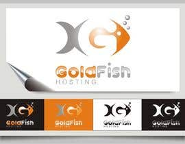 #53 para Design a Logo for Goldfish Hosting por indraDhe