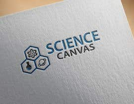 "#19 for Design a Logo for ""Science Canvas"" by ricardosanz38"