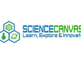 "#20 for Design a Logo for ""Science Canvas"" by ricardosanz38"