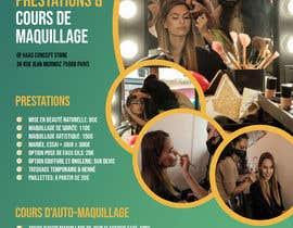 #94 for Flyer for make up lessons by abdulkadir674662