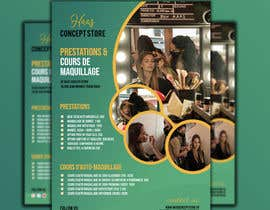 #120 for Flyer for make up lessons by abdulkadir674662