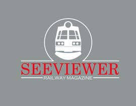 #82 untuk Design a Logo for a travel / railway magazine oleh Helen2386