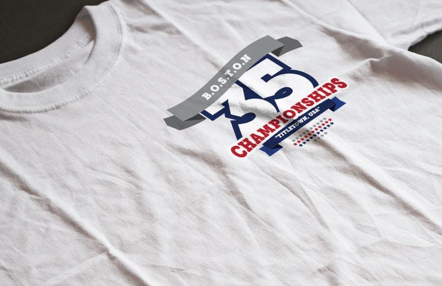 Inscrição nº 7 do Concurso para Design a Logo for a T-shirt