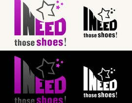 #11 untuk Design a Logo for I NEED those shoes oleh CGSaba