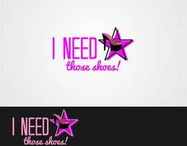 #66 untuk Design a Logo for I NEED those shoes oleh erupt