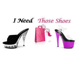 #18 untuk Design a Logo for I NEED those shoes oleh Kaepora