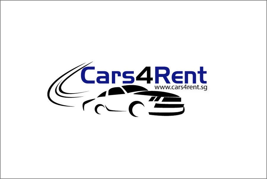 Car rental logo samples the image kid for California design company