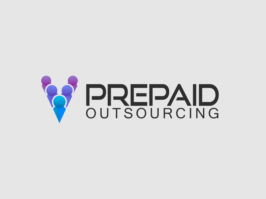 #73 for Design a Logo for Prepaid Outsourcing by kevincc18