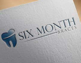 #58 cho Design a Logo for Six Month Braces bởi lilmermaaaid