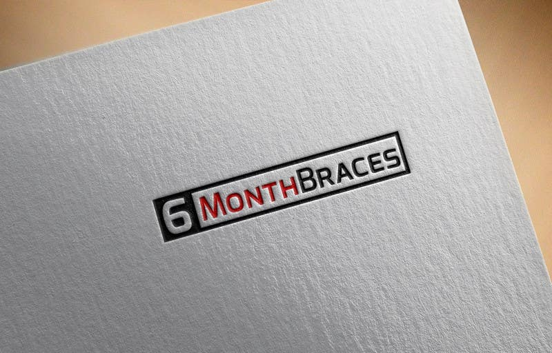 Contest Entry #43 for Design a Logo for Six Month Braces