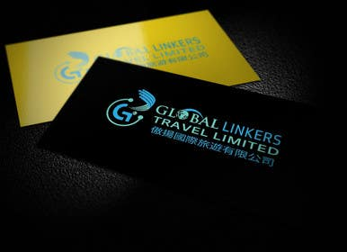 #74 untuk Design a Logo for Global Linkers Travel Limited oleh kalilinux71